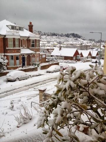 Snowy Hastings