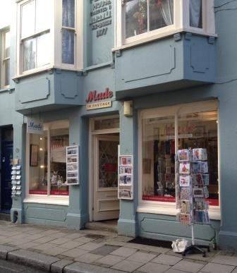 Best shops in Hastings and St Leonards