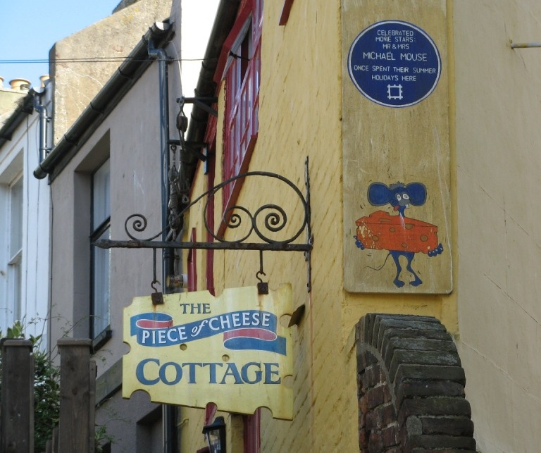 All Saints Street, Hastings – curious things…and Life of Pi