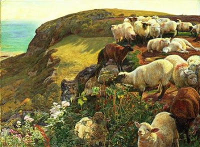 Holman Hunt in the Tate – and at Clive Vale Farm