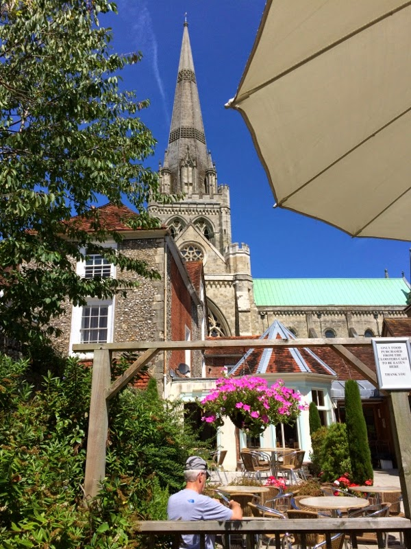 Bosham to Bognor – Battleaxe appreciates Hastings!