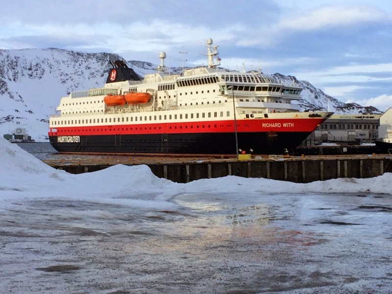 Hurtigruten voyage in the Arctic – but no Northern Lights