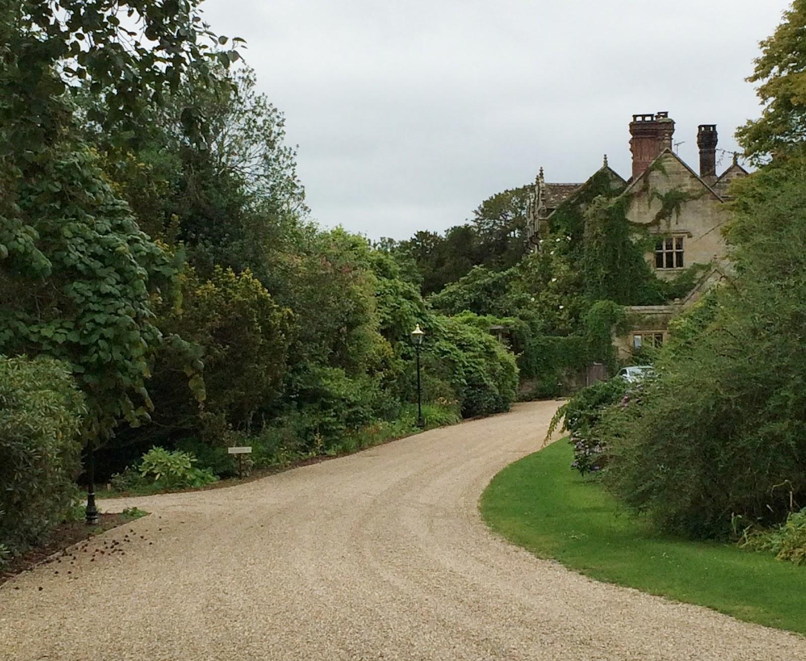 Gravetye Manor – Battleaxe goes up-market