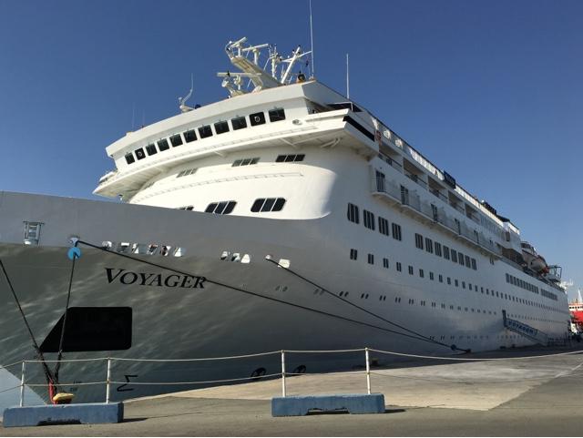 Cruising Episode One – Alexandria and Suez