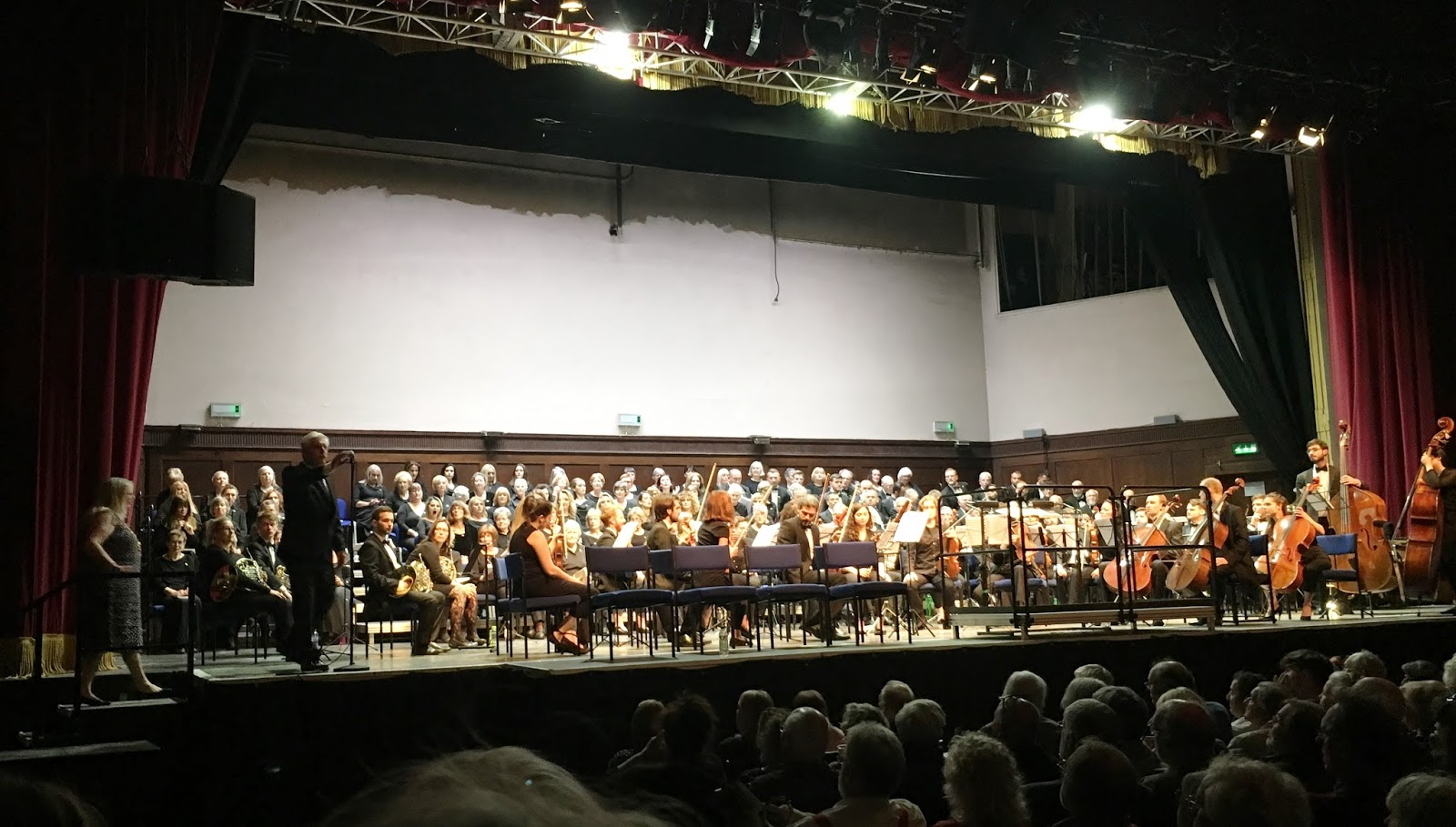 Verdi Requiem at  the White Rock – Hastings Battleaxe enjoys a great performance