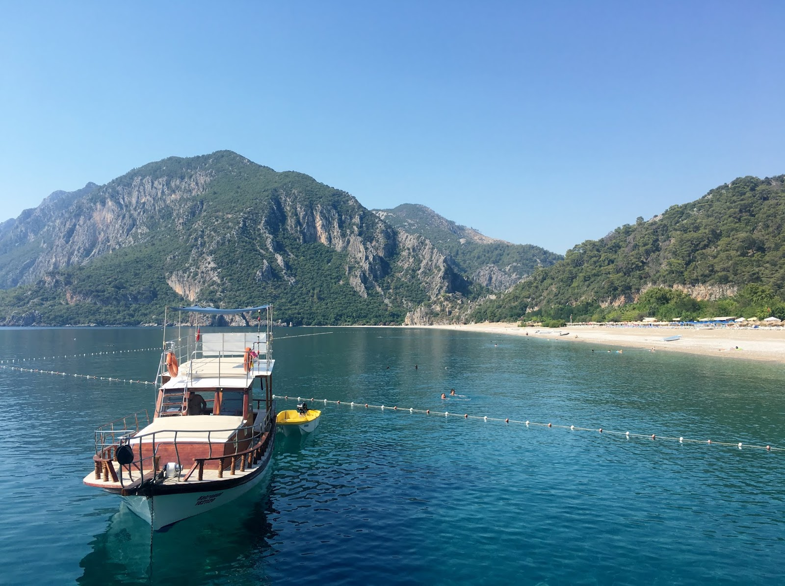 From Cirali,Turkey, to sizzling Hastings