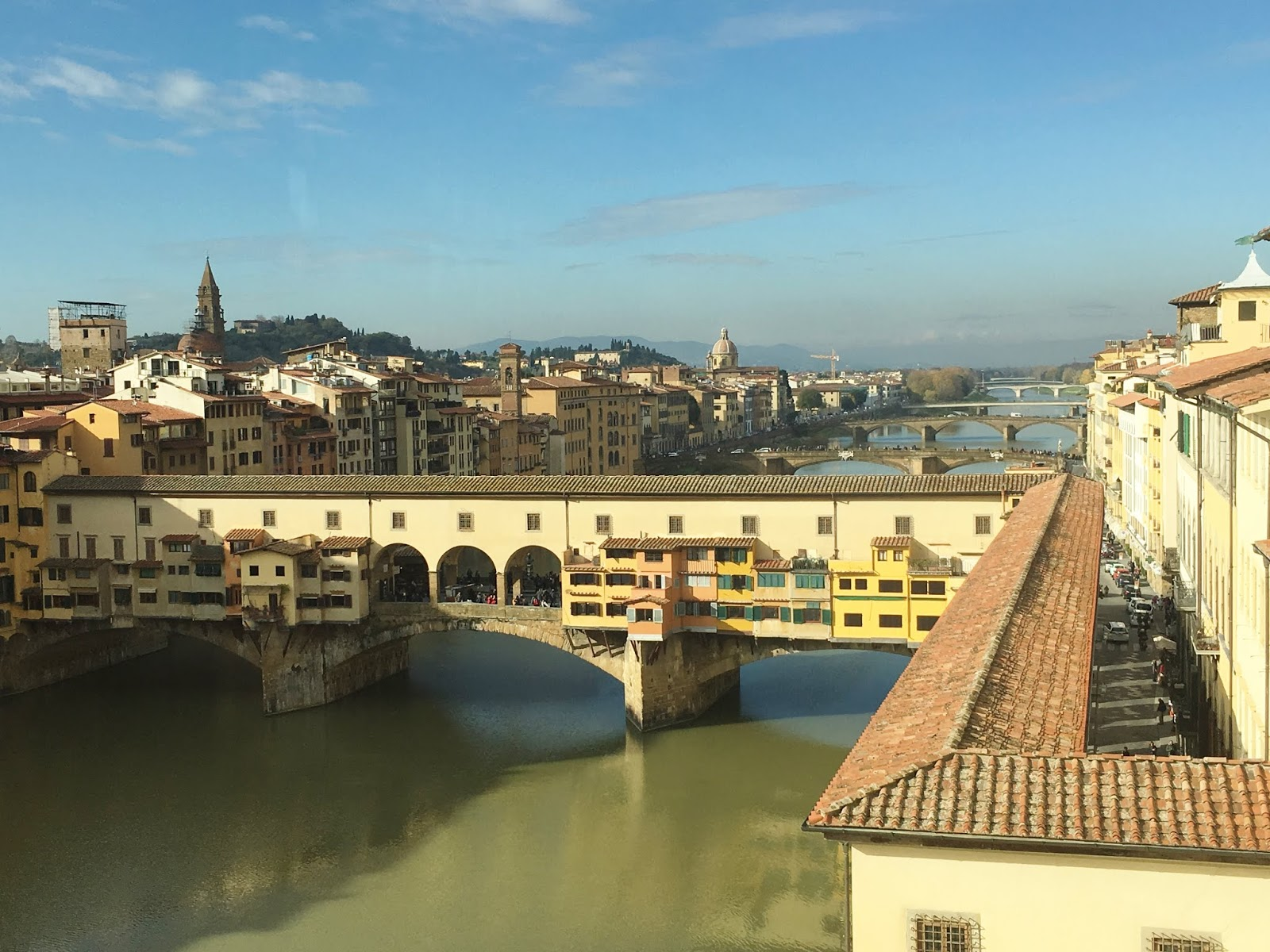 Hastings Battleaxe goes to Florence