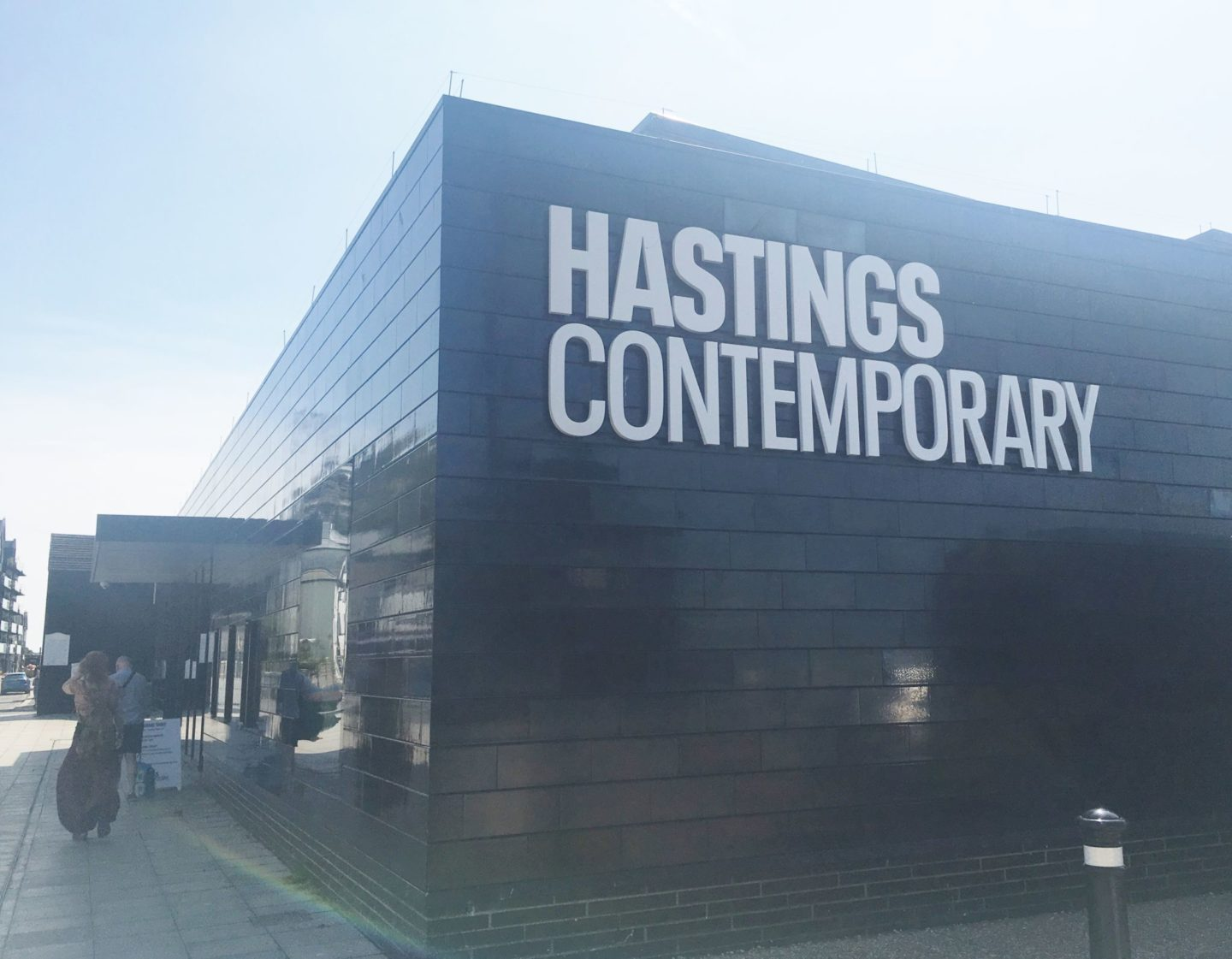 Thinking about the Hastings Contemporary