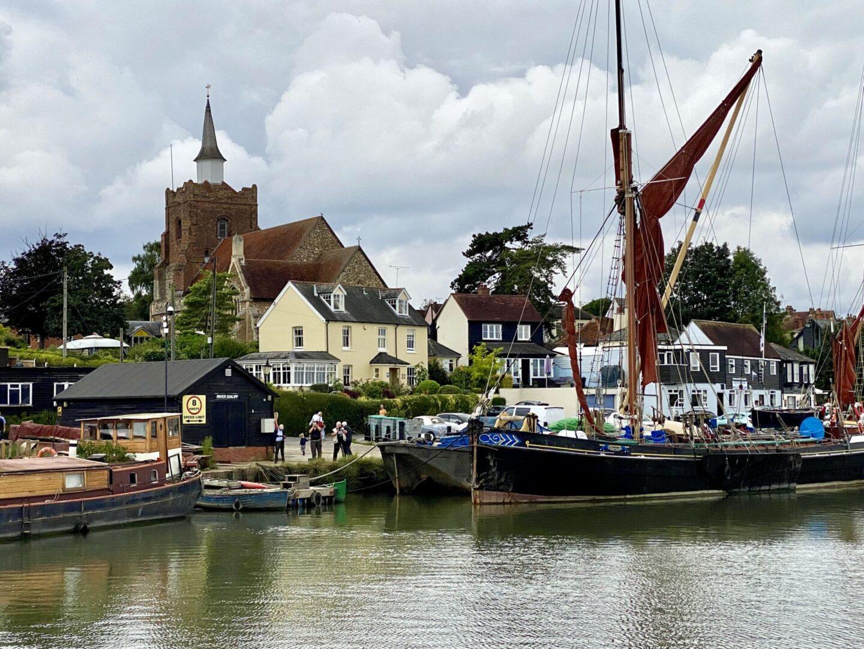 Hastings Battleaxe has a lovely break in Maldon, Essex