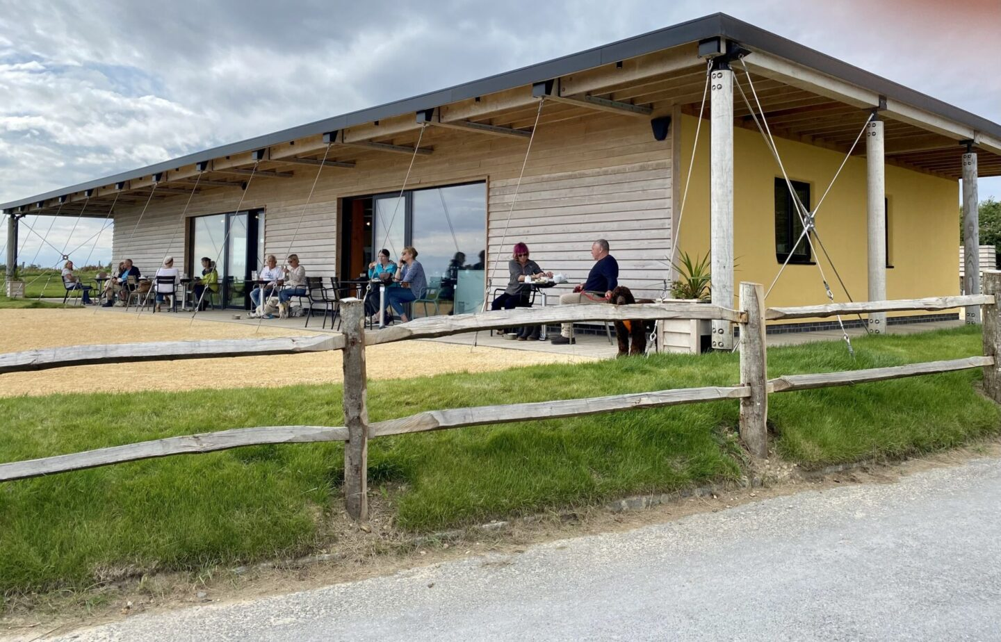 The Bale House at Hastings Country Park… and other things